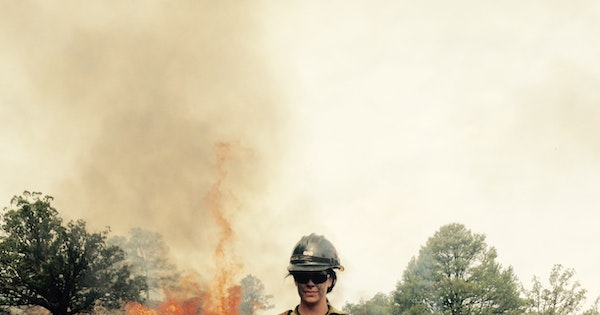 What It's Like to Be a Wildland Firefighter