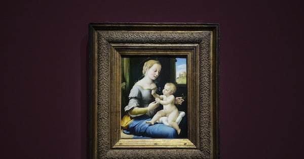 Raphael's Famous Madonnas Come to Berlin