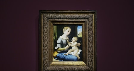 A New Berlin Exhibit Showcases Raphael's Famous Madonnas