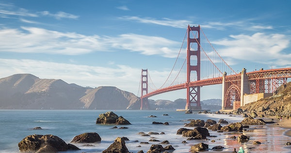 A Guide to the Most Scenic Spots on San Francisco's Crosstown Trail