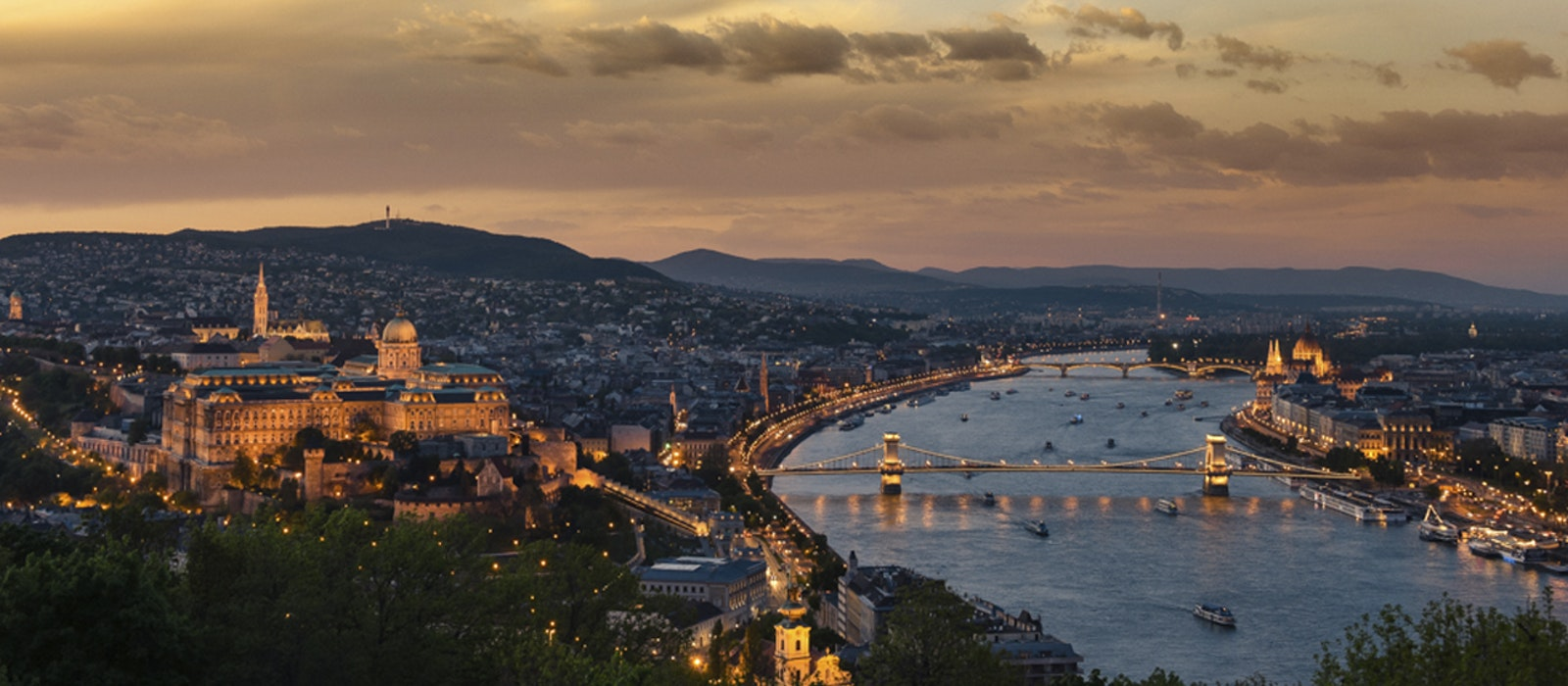 From 'ruin bars' to magnificent castles, Budapest can surprise visitors with its breadth of experience.