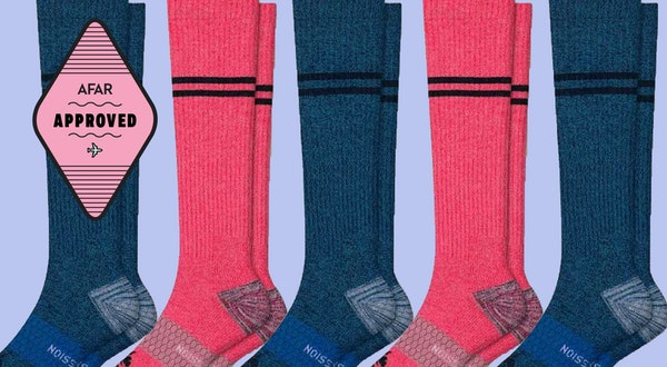 Why Bombas Are (Really) the Best Compression Socks for Travel