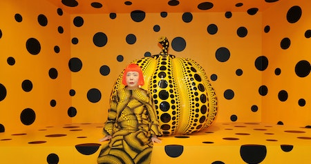 Yayoi Kusama Will Debut New Artworks at Major U.S. Exhibit—Tickets on Sale Now