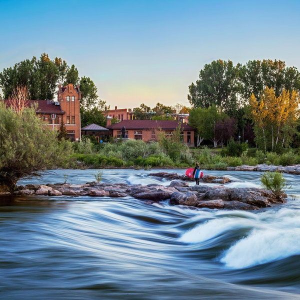 Charming College Towns With Off-Campus Appeal