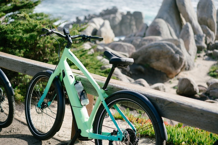 They don't look very different from your average bike, but electric bikes are game-changers.