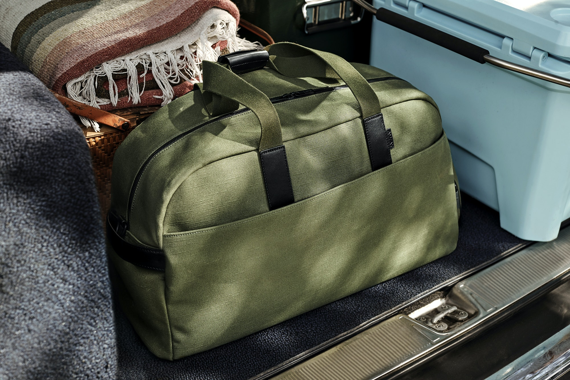 Away's New Weekend Bags Arrive Just in Time for, Well, the Weekend