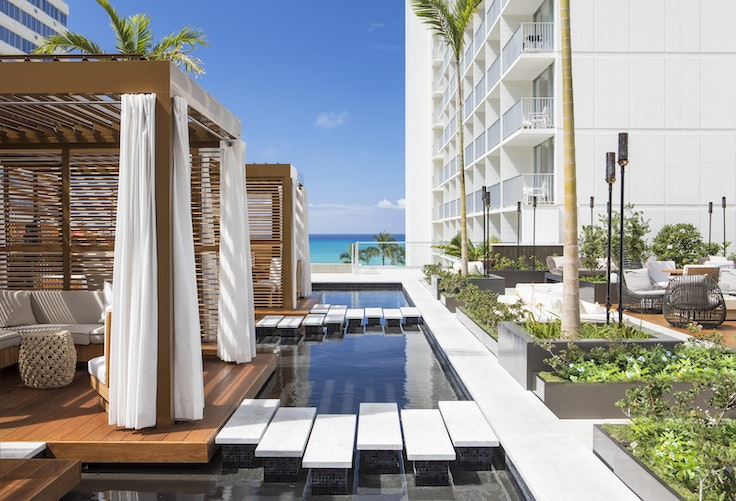 The 'Alohilani Resort is located on Waikiki Beach in Oahu.
