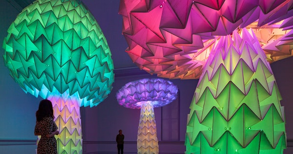 Burning Man-Themed Art Exhibition Comes to Oakland for Its Last Run