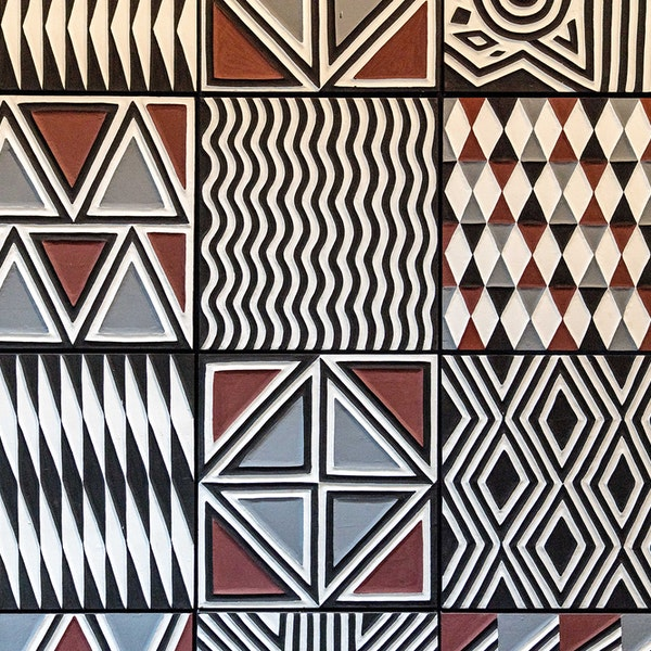 From the Ashes: Rwanda's Traditional Imigongo Art Is on the Rise