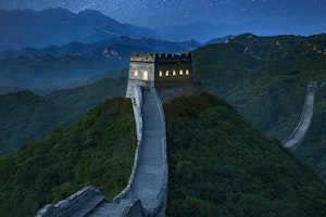 Airbnb Cancels Glamping Trip on the Great Wall of China