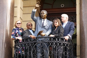 Cape Town Celebrates Nelson Mandela With Powerful Tributes and a New Visitor Trail