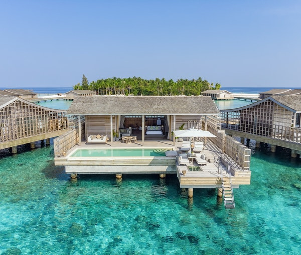 11 Overwater Bungalows to Book in 2021