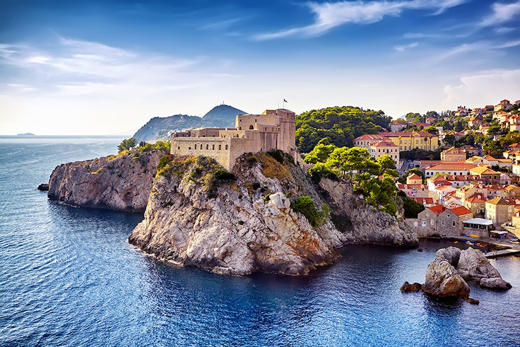 Dubrovnik has plenty of cultural history to offer—but leave the city, and you'll find many other reasons to visit Croatia in August.