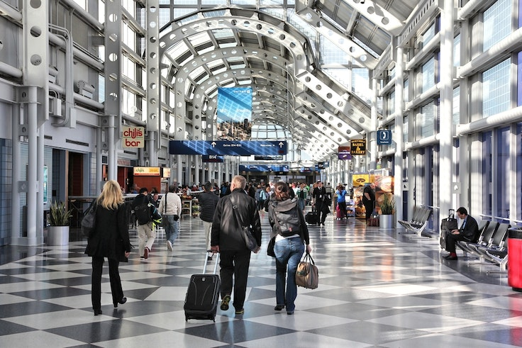 The free Mobile Passport app allows travelers to speed through customs when arriving back in the United States after an international flight.