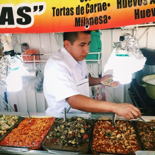 The 6 Types of Tacos You Need to Try in Mexico City