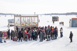 This Snowbound Art Festival Is Minnesota's Answer to Burning Man