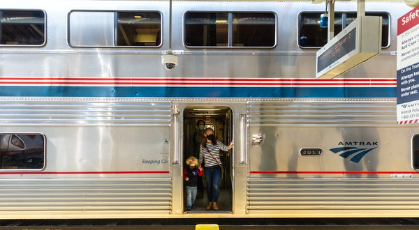 Private Rooms on Amtrak's Auto Train Are Just $109 Right Now