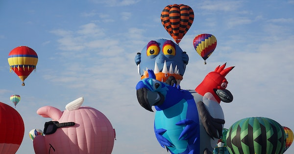 Albuquerque International Balloon Fiesta: What to Know Before You Go