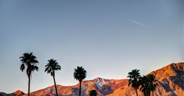 Even More Flights to Palm Springs Are Coming