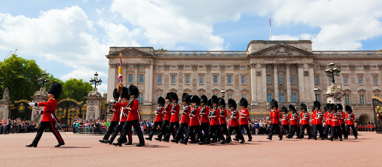 Find a different part of London to stay in this trip, one that fits your unique travel style like a bearskin hat fits a palace guard.