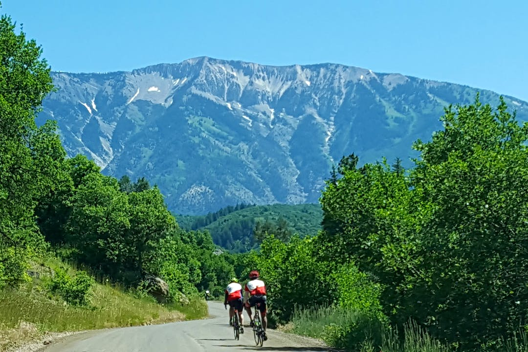 Cycle of Life Adventures offers a 26-day trip through Colorado's most scenic spaces.
