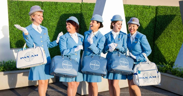 The Pan Am Experience serves up '70s nostalgia