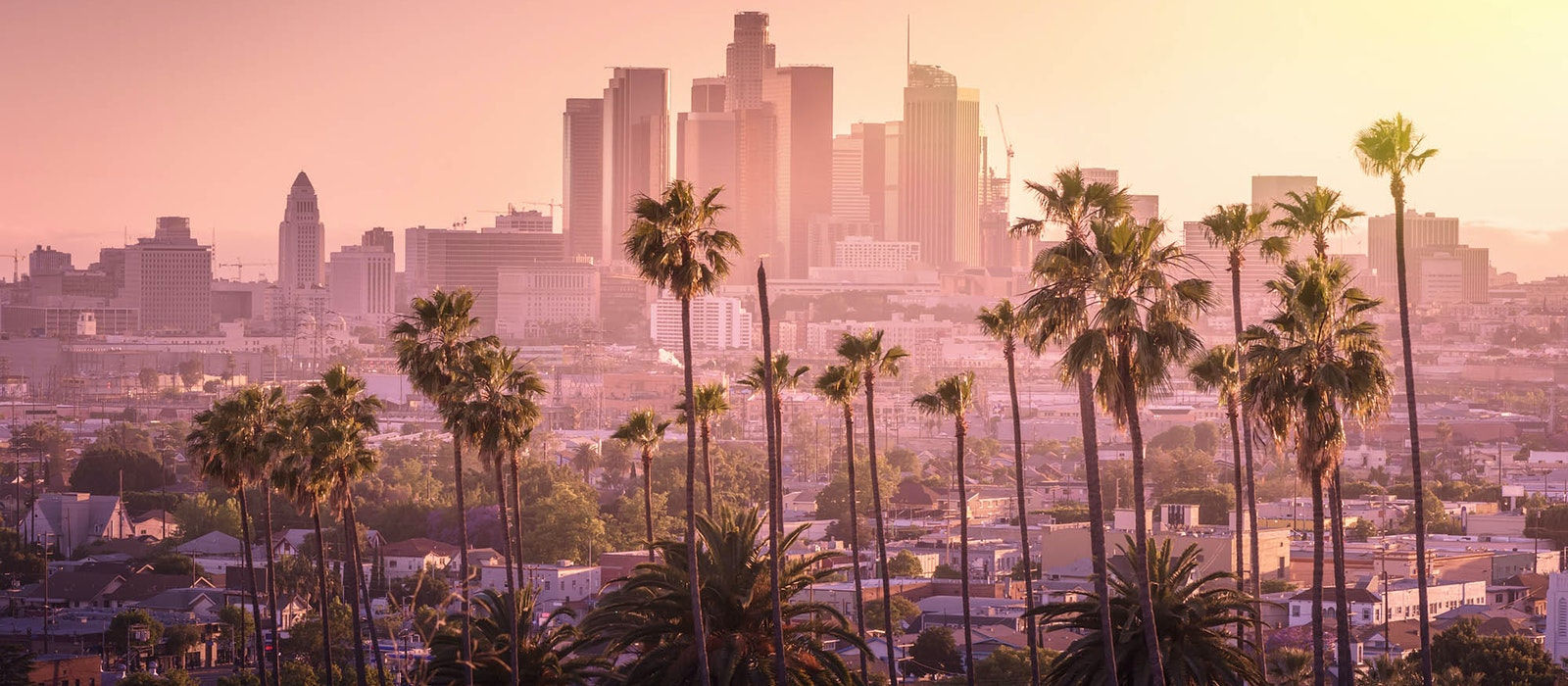 Winter is the time to be in Los Angeles if you're a fan of art.