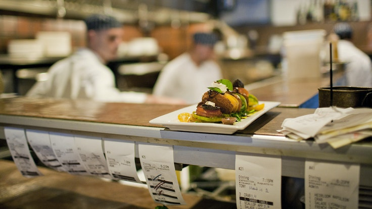 Bouchon, under the direction of executive chef Greg Murphy, is among the restaurants participatingin this year's Santa Barbara Restaurant Week.