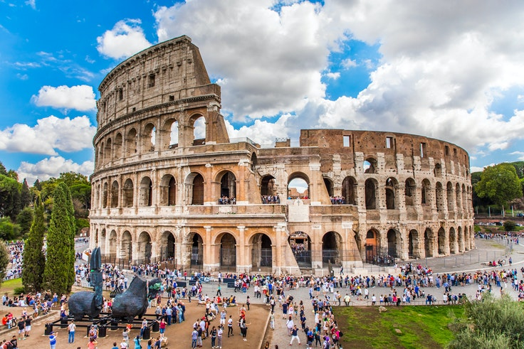Visiting Italian cultural sites like the Colosseum in Rome will no longer be free on the first Sunday of each month.