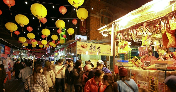 Taipei Is the Best City for Expats to Live and Work Abroad