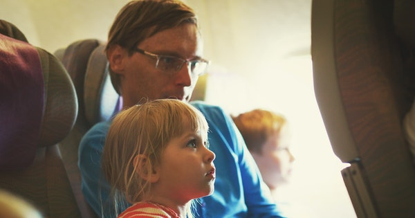 How to Keep Your Family Seated Together on a Flight
