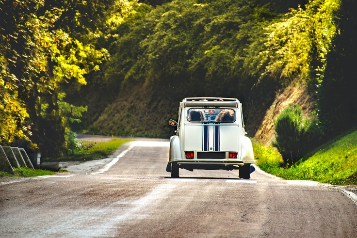 Italy is one of the 174 countries in which you'll need to bring an international driving permit along for your road trip.