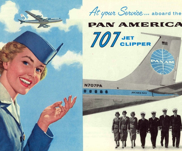 Lessons on Travel—and Friendship—From the Women of Pan Am