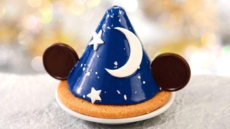 The Sorcerer's Hat with Mickey Mouse ears is available for a limited time in celebration of Disney Hollywood Studios' 30th anniversary.