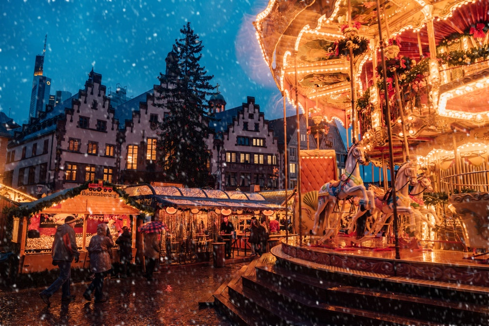 How to Navigate German Christmas Markets Like a Pro