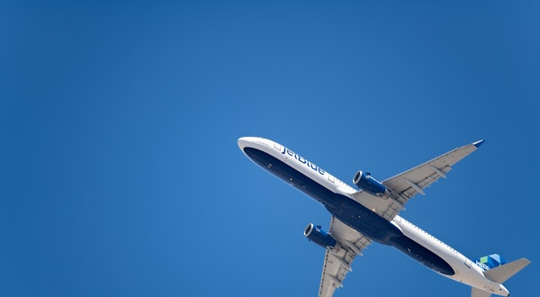 JetBlue Launches Fall Fare Sale With One-Way Flights Starting at $31