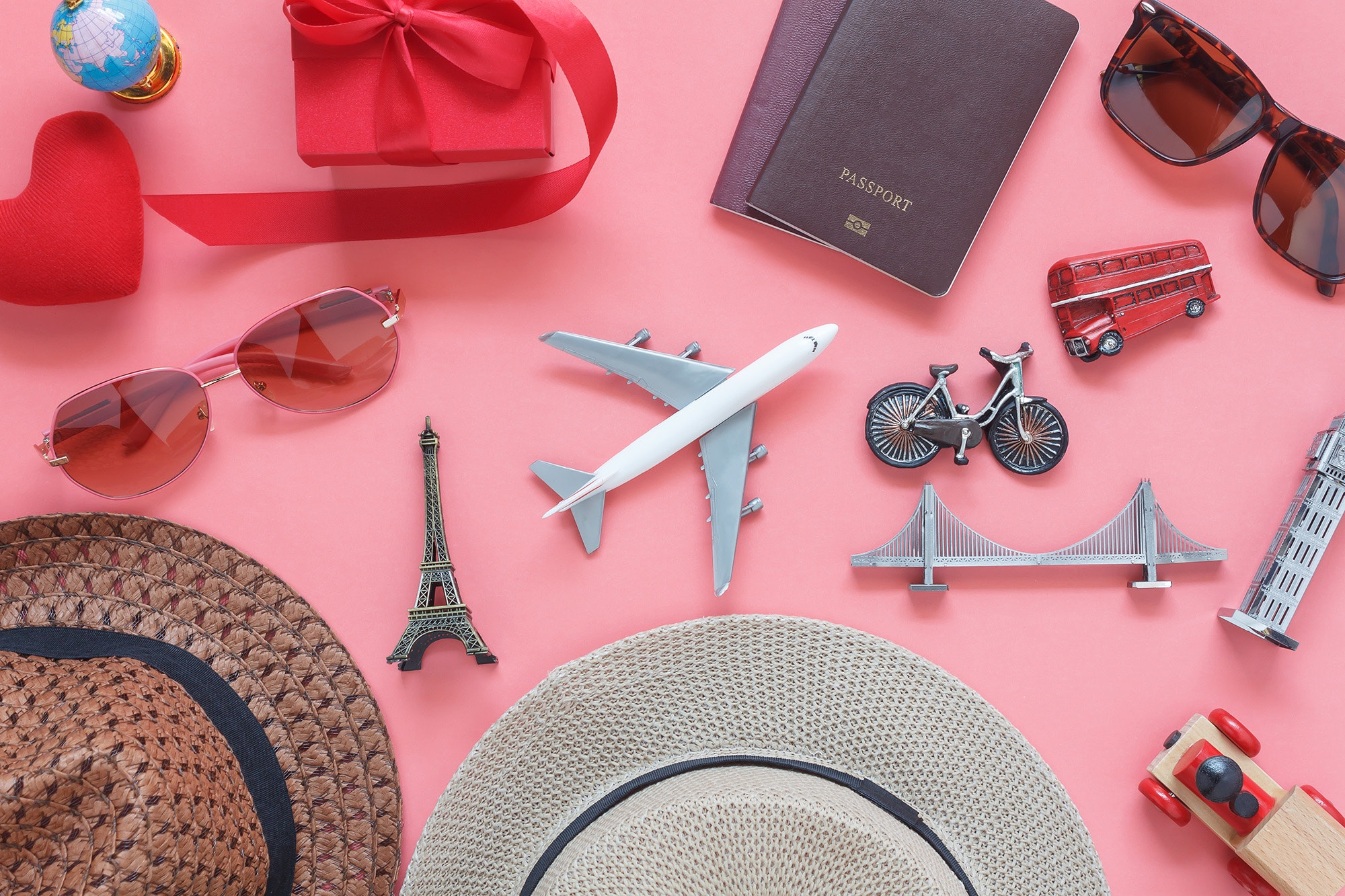 Valentine's Day Gifts for People Who Love Travel (Almost) as Much as They Love You