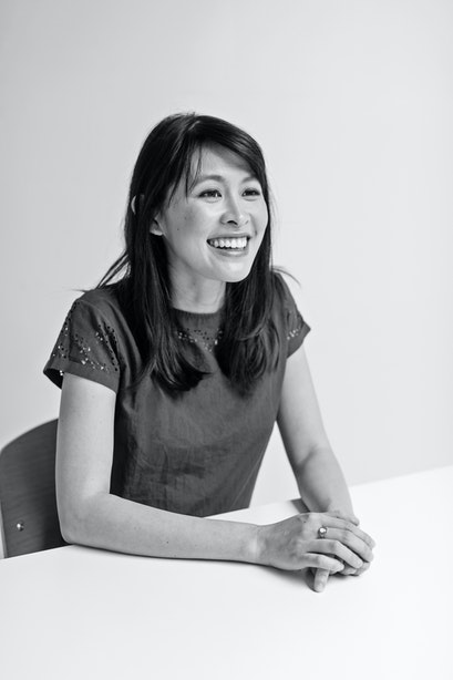 Author Rachel Khong founded the Ruby, a coworking and social space for women in San Francisco, earlier this year.