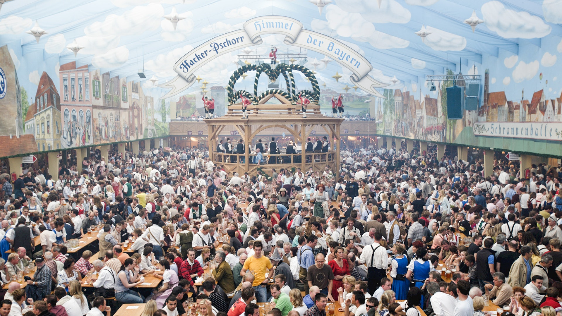 Oktoberfest may be crowded, but it's totally worth a trip to Munich.