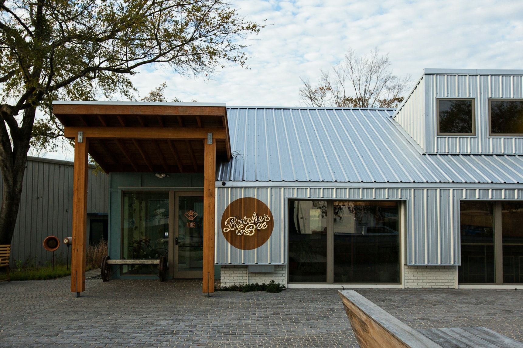 NoMo's prefab industrial buildings provide makers and cooks ample room for experimentation with food and brewing.