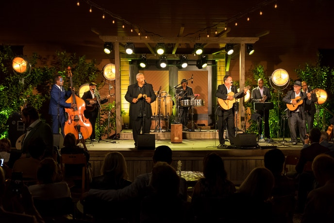 Summer concerts during Festival Napa Valley attract music lovers of all ages.