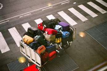 Handle lost luggage like a pro.