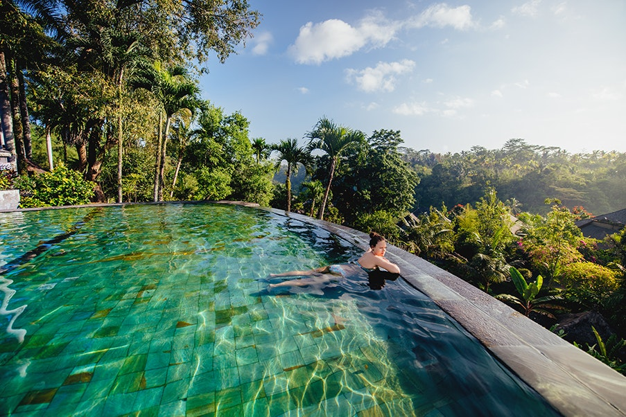 Bali is home to world-class spas and retreats, ranging in price and treatments.