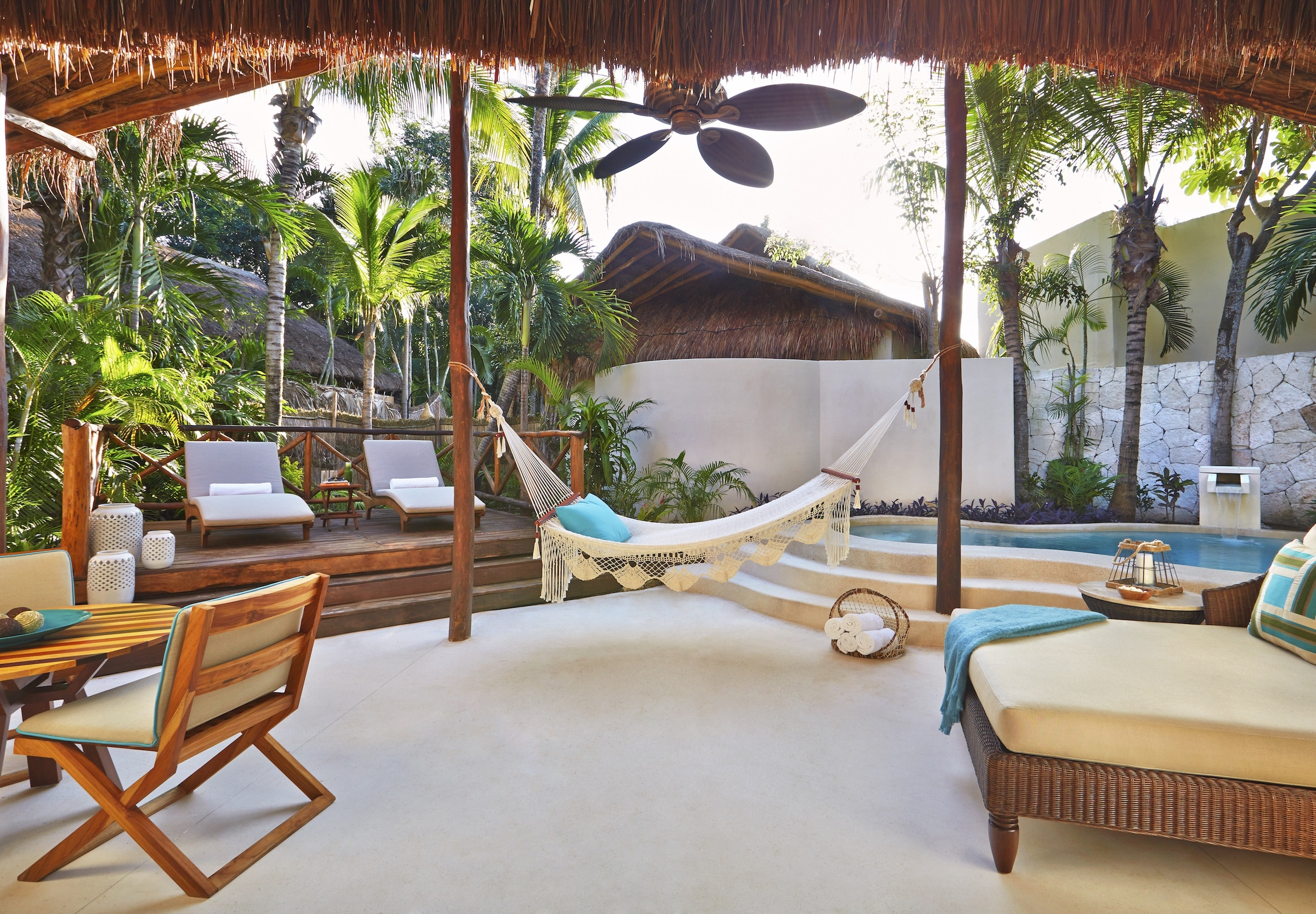 The Viceroy Riviera Maya's reduced rates could be just the antedote to those cold winter months.