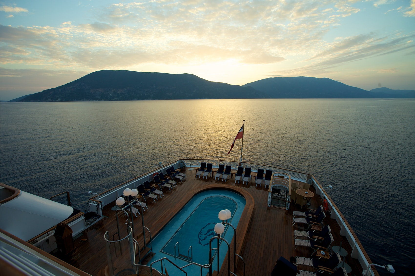 Get away from it all onboard a luxury SeaDream yacht.