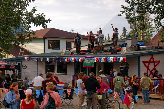 McCarthy, home to just 27 year-round residents, hosts an array of tasty food and entertainment options.