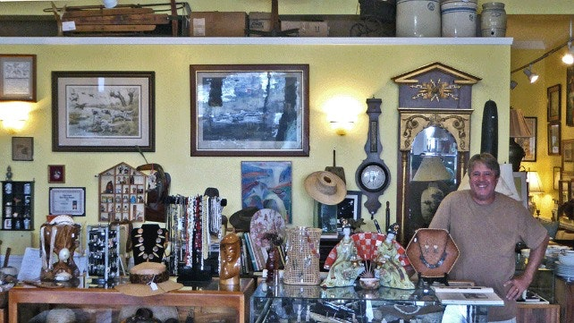 Bryan Booth Antiques