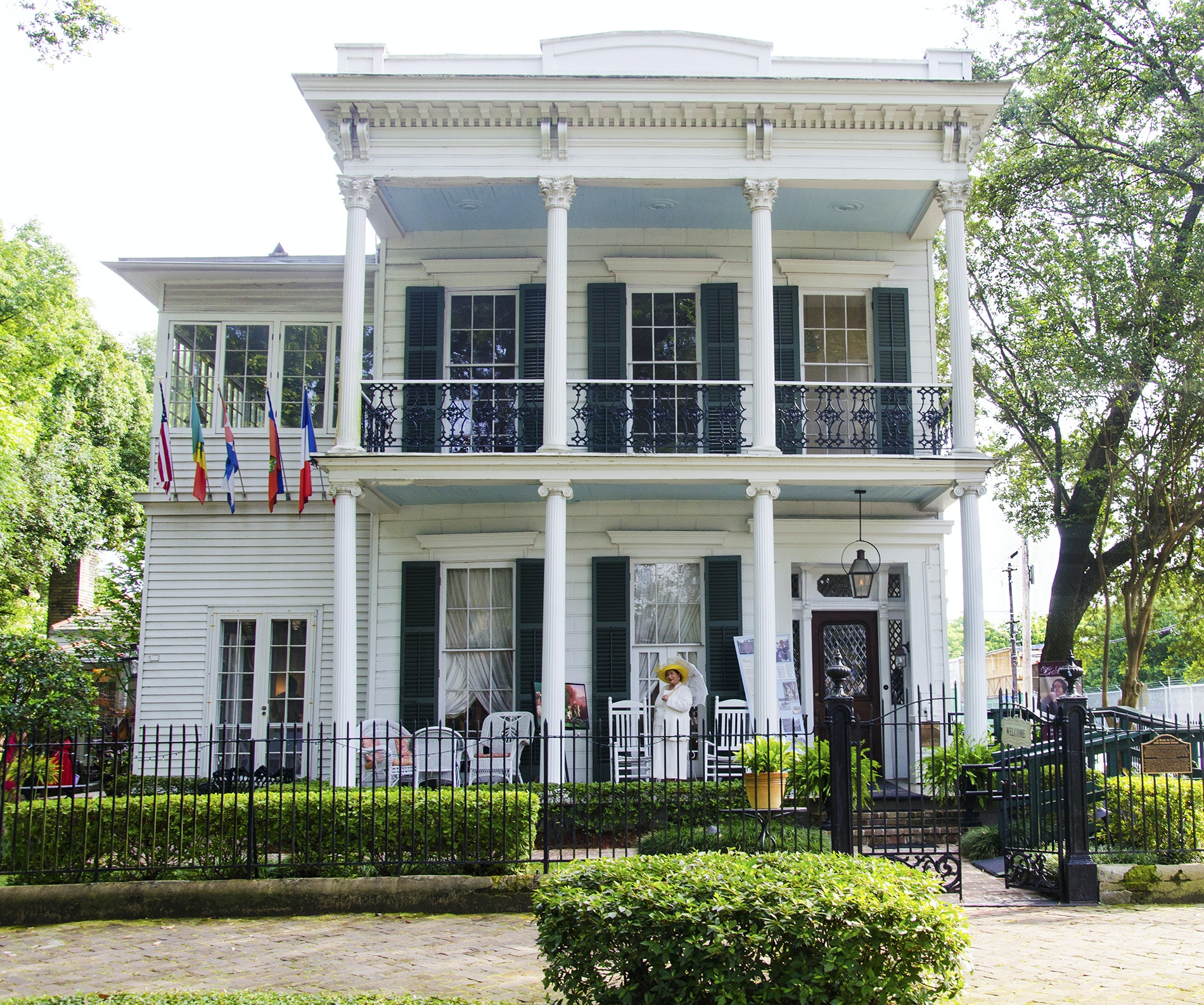 Learn about the journey, heritage, and achievements of the free people of color in New Orleans at Le Musée de F.P.C.