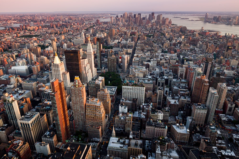 You can't go wrong by booking an autumnal trip to the Big Apple.