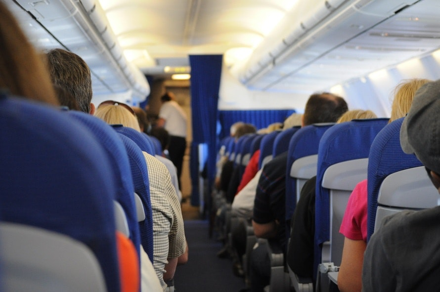 Why do you have to put your seat forward on takeoff and landing? Keep reading.
